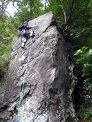 アブラカタブラを登る竜少年