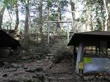 金比羅神社の鳥居